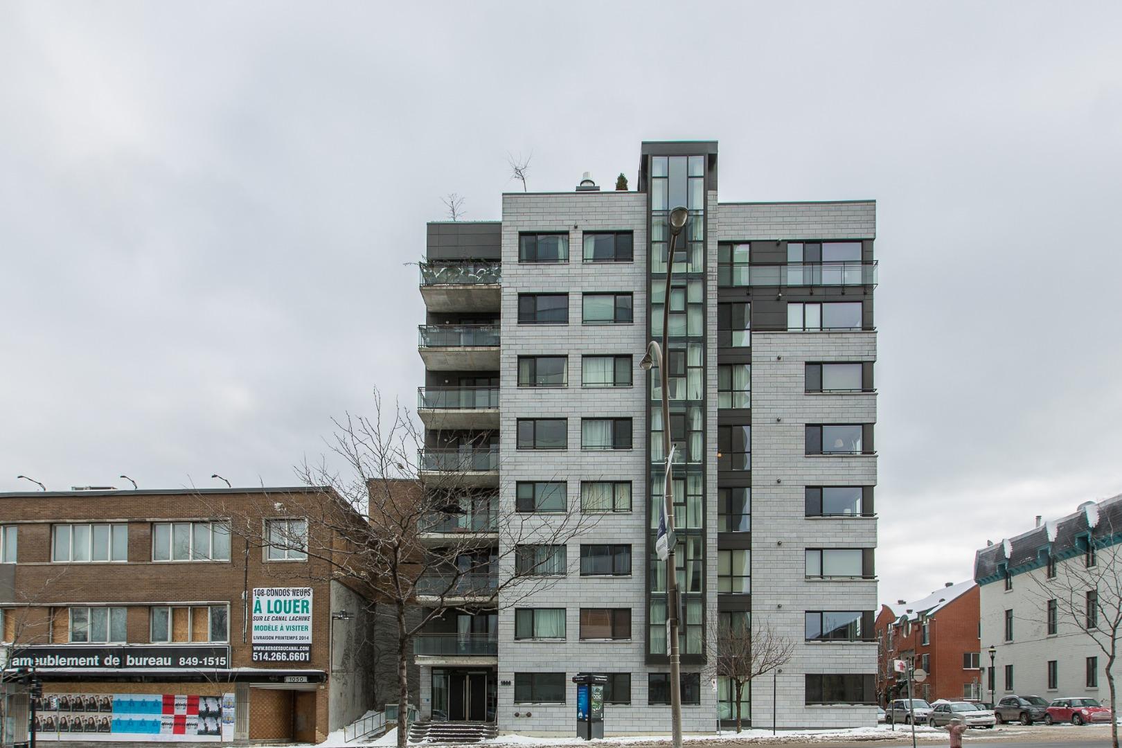 Condo à vendre Montréal - 1000, boul. René-Lévesque E. #300