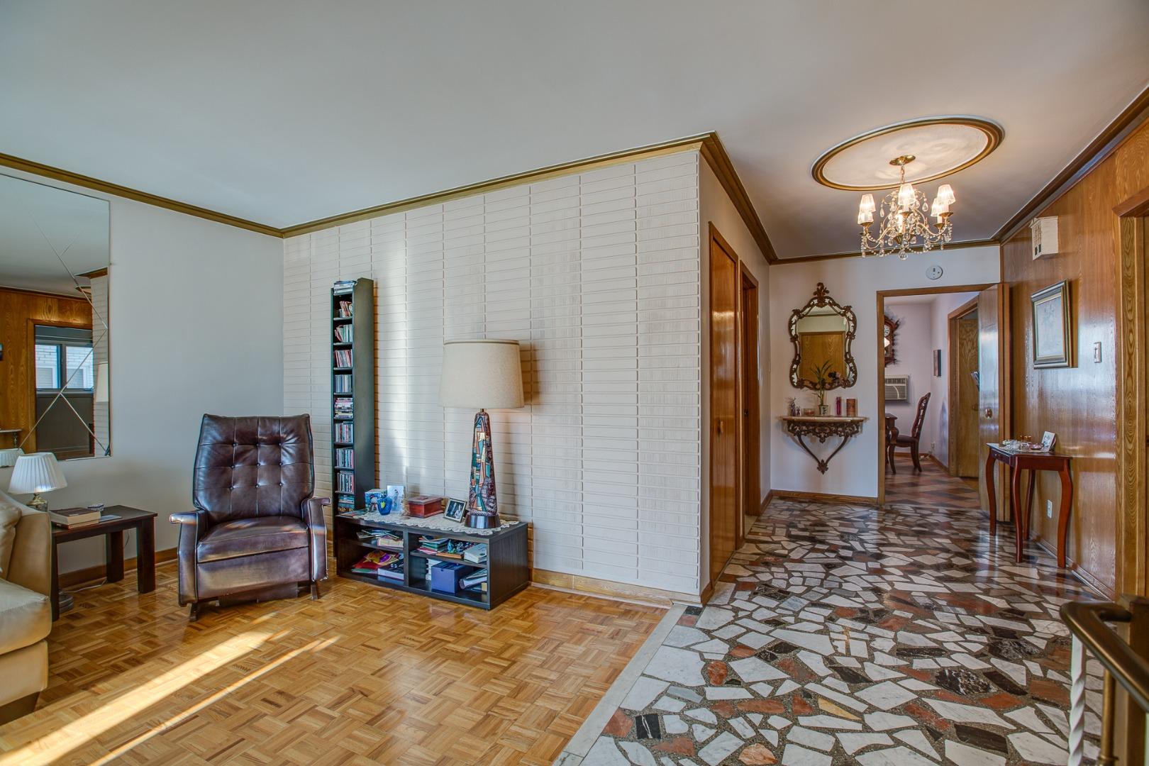 Duplex à vendre Montréal Mercier Hochelaga-Maisonneuve - Corridor