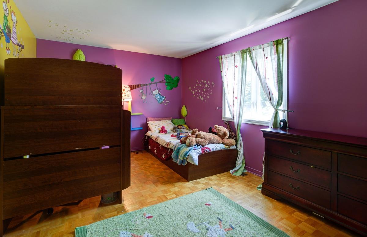 Maison à vendre Laval Vimont - Chambre à coucher