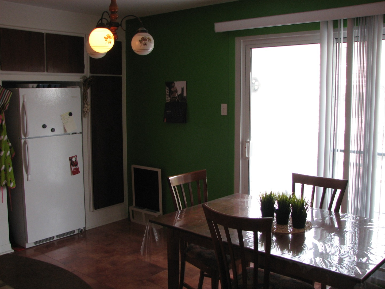 Duplex à vendre Montréal Mercier Hochelaga-Maisonneuve - Cuisine logement 2e étage