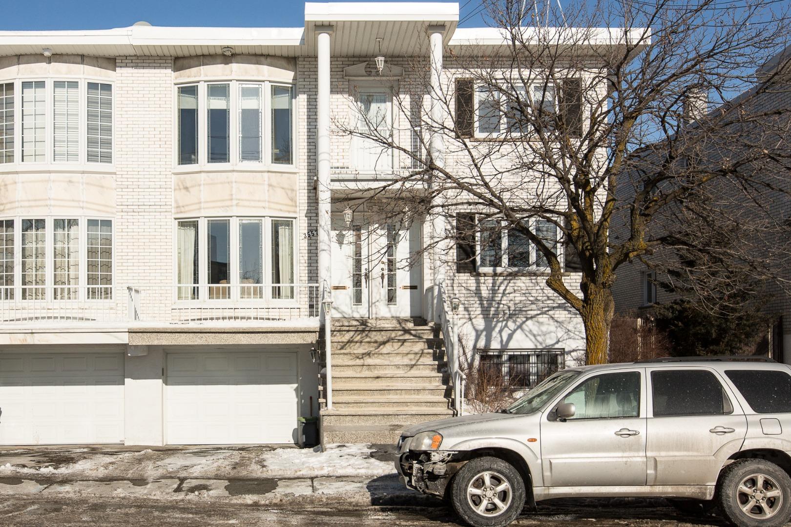 Duplex à vendre Montréal Mercier Hochelaga-Maisonneuve - Façade