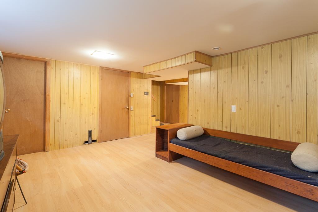 Sous-sol - Maison à vendre Ville Mont-Royal