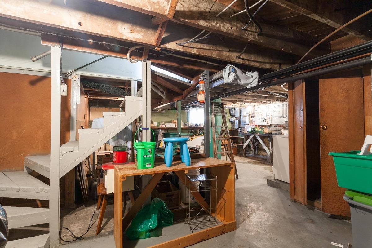 Sous-sol - Duplex à vendre Montréal Rosemont / La Petite-Patrie
