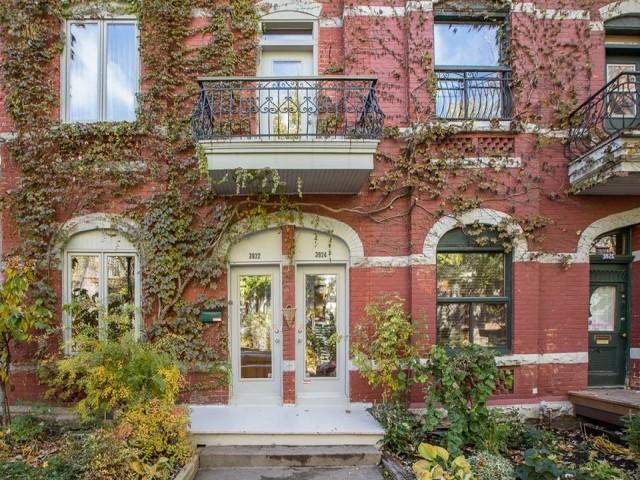 Maison à vendre Montréal - 3922, rue Berri