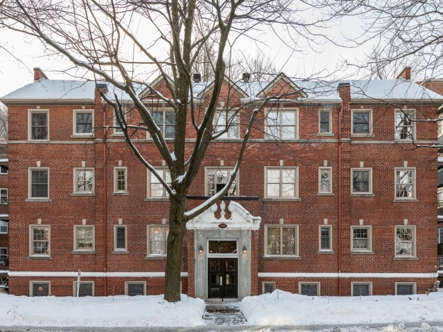Copropriété indivise à vendre Montréal - 3360, Av. Ridgewood #16