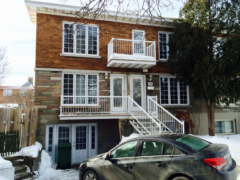 Maison à vendre Montréal Mercier Hochelaga-Maisonneuse - Façade