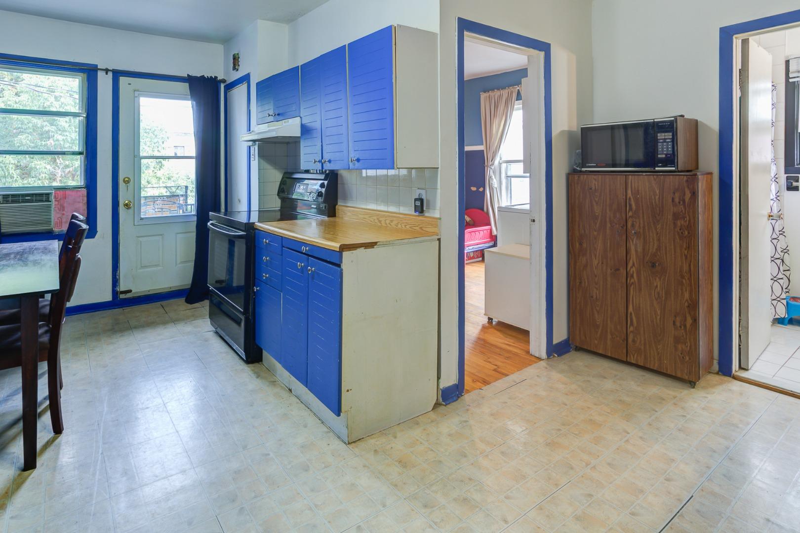 Duplex à vendre Montréal Verdun - Cuisine
