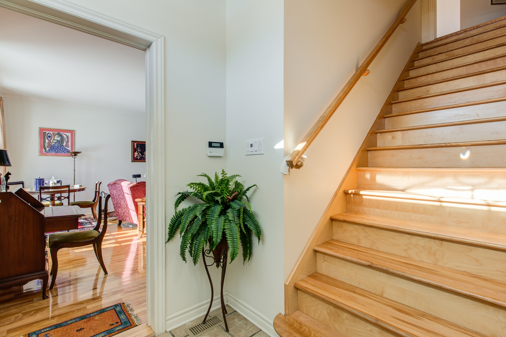 Maison à vendre Laval Fabreville - Hall d'entrée