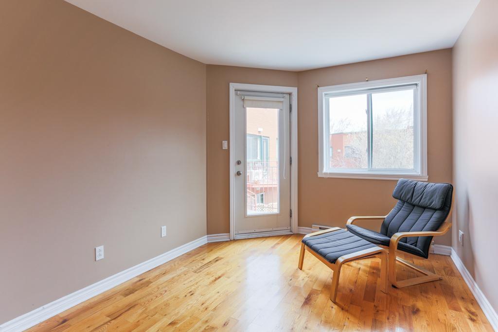 Chambre à coucher - Condo à vendre Montréal Villeray