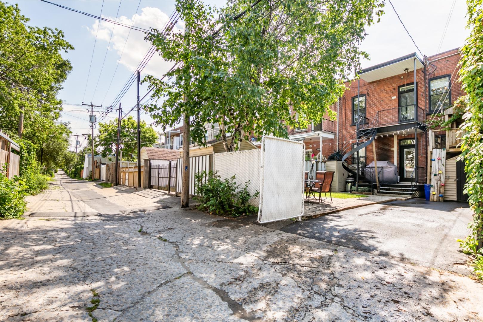 Appartement à louer Rosemont - 6403, rue de Bordeaux 24