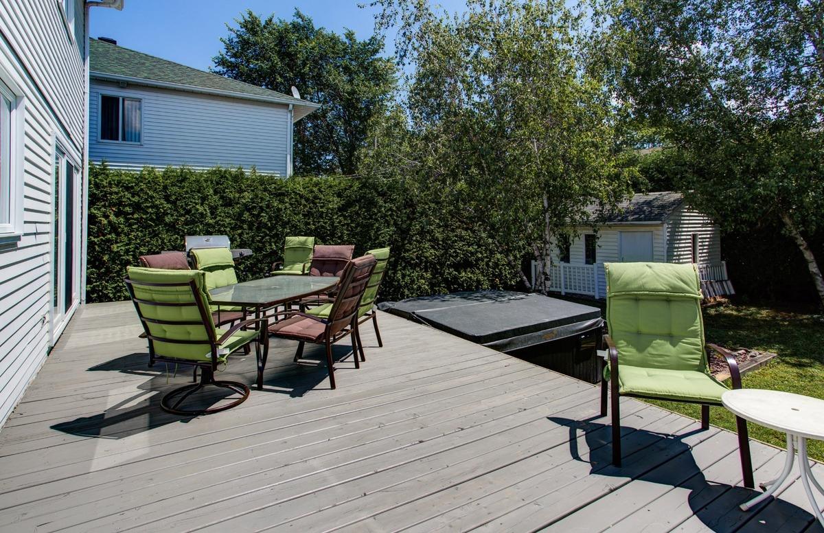 Maison à vendre Laval Vimont - Cour extérieur