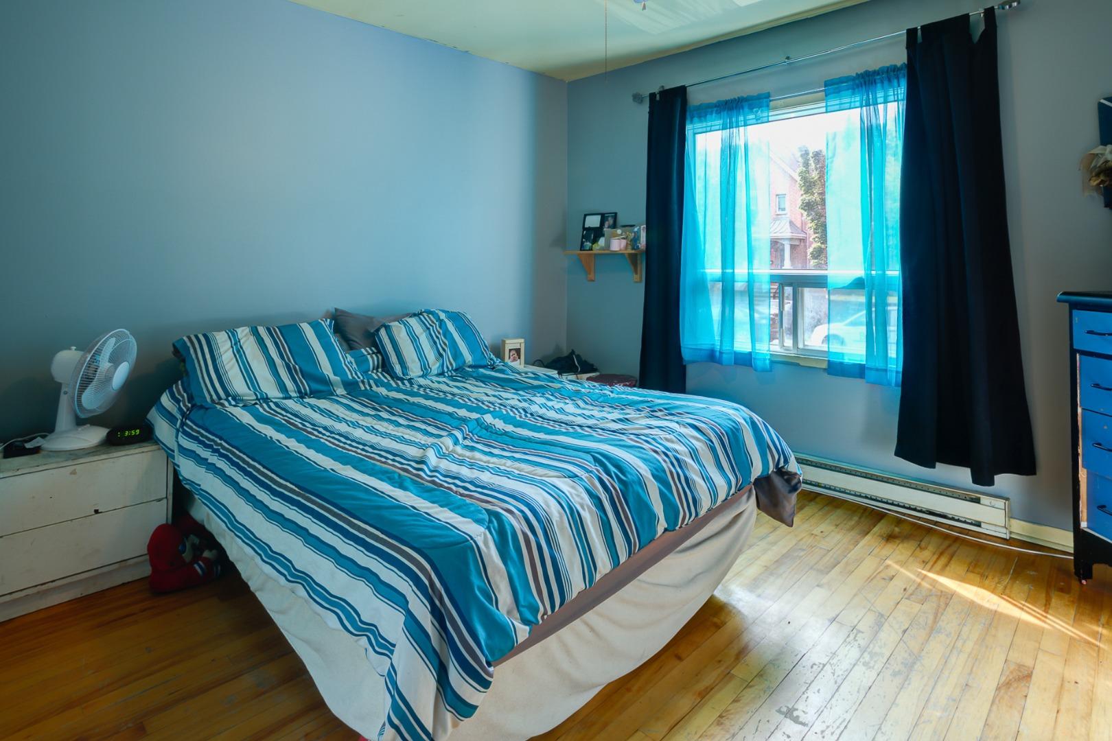 Duplex à vendre Montréal Verdun - Chambre à coucher