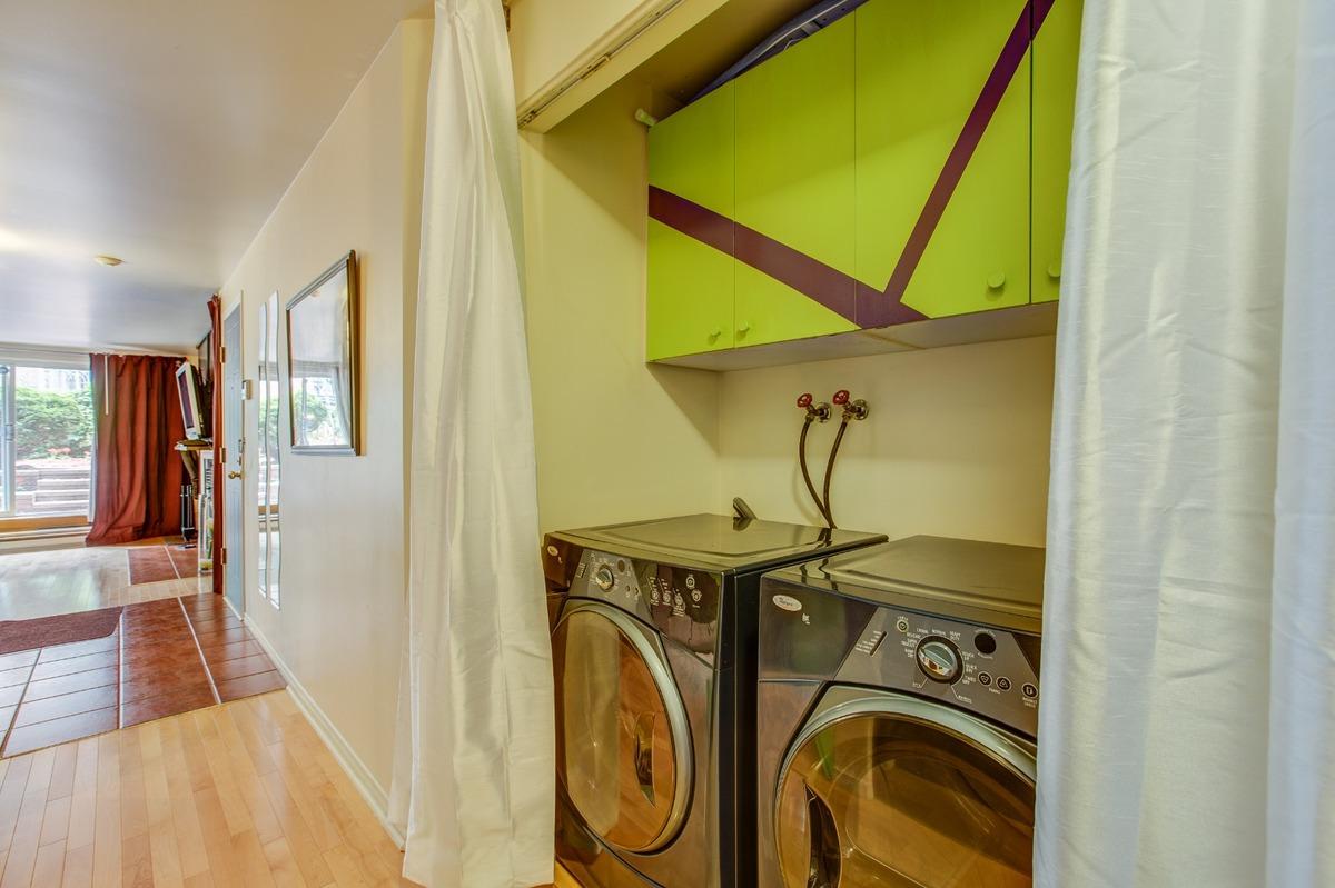 Salle de lavage - Condo à vendre Montréal Le Plateau Mont-Royal / Mile-end