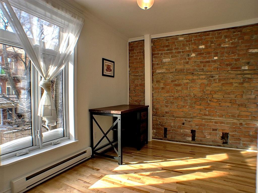 Maison à vendre Montréal Le Plateau Mont-Royal / Mile End - Chambre à coucher