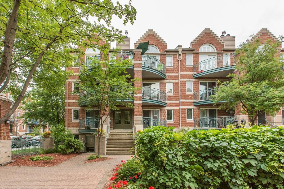 Façade - Condo à vendre Montréal Le Plateau Mont-Royal / Mile-end