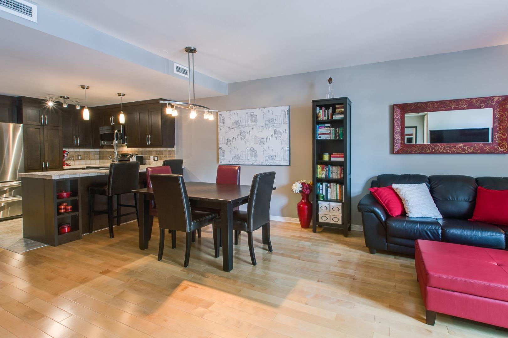 Condo à vendre Montréal - 8946 rue Lajeunesse #101