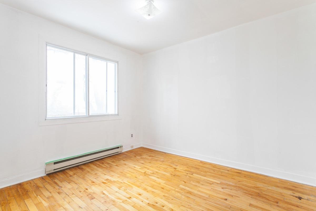 Chambre à coucher - Duplex à vendre Rosemont / La Petite-Patrie