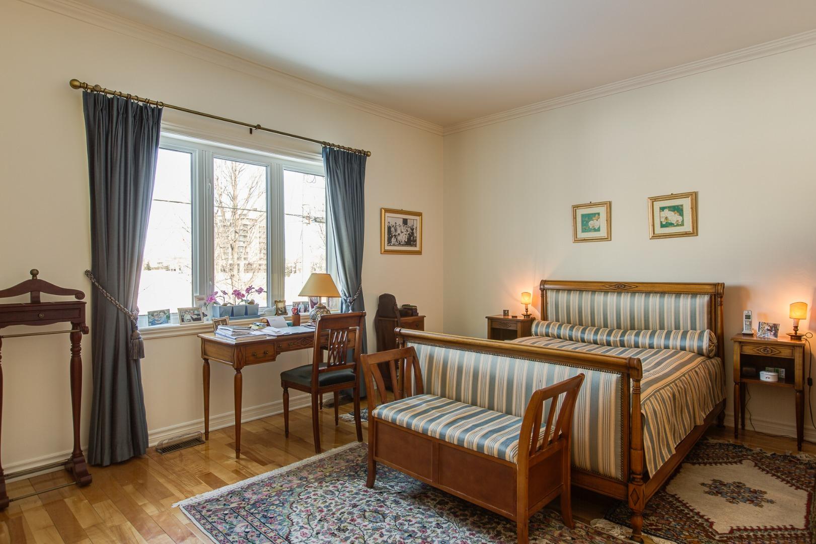 Maison à vendre Laval Fabreville - Chambre à coucher principale