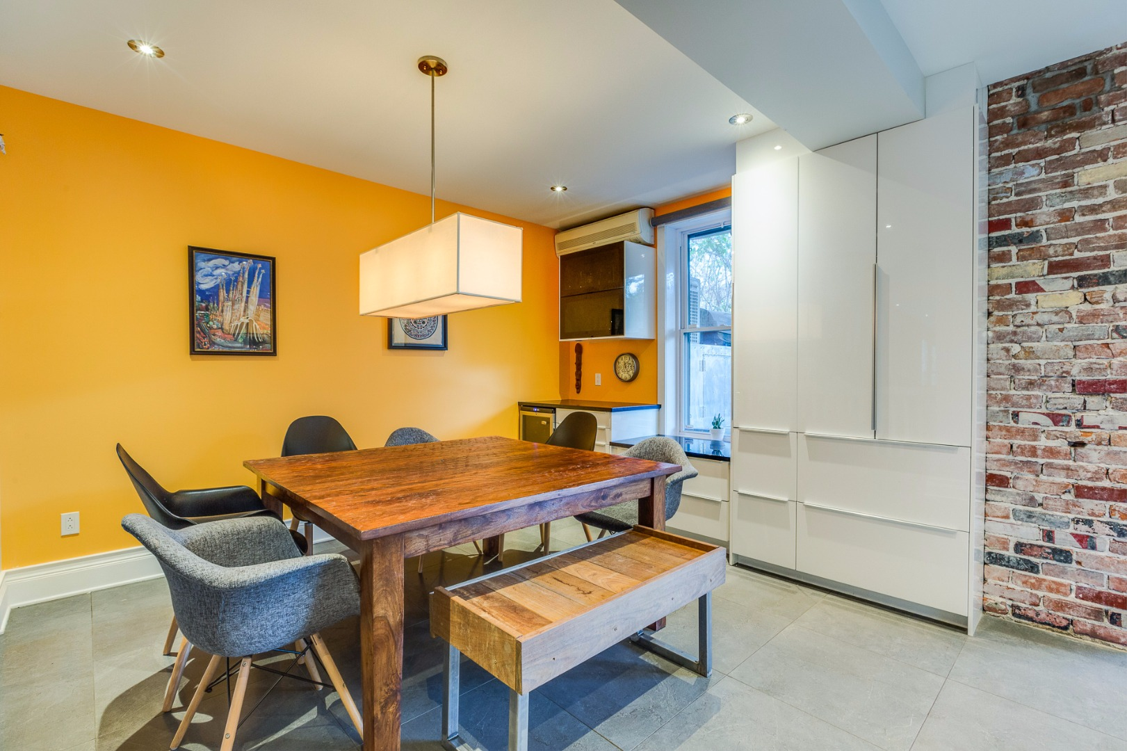 Duplex à vendre Montréal - 6594-6598, Av. de Lorimier