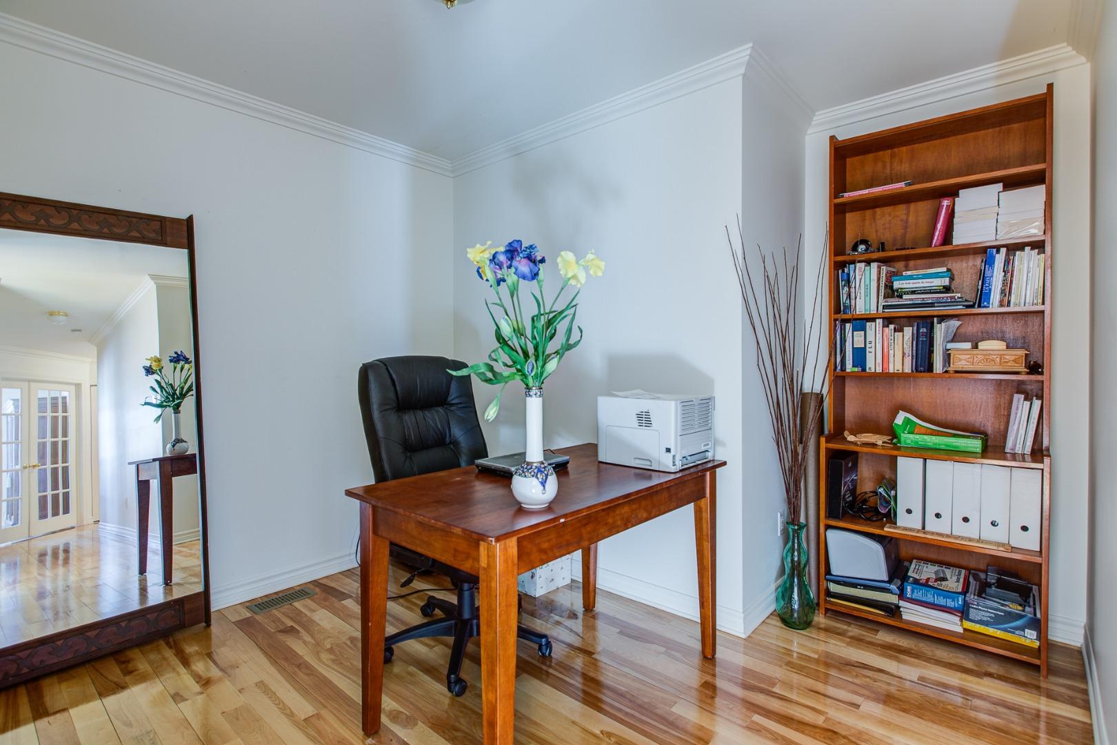Maison à vendre Laval Fabreville - Bureau