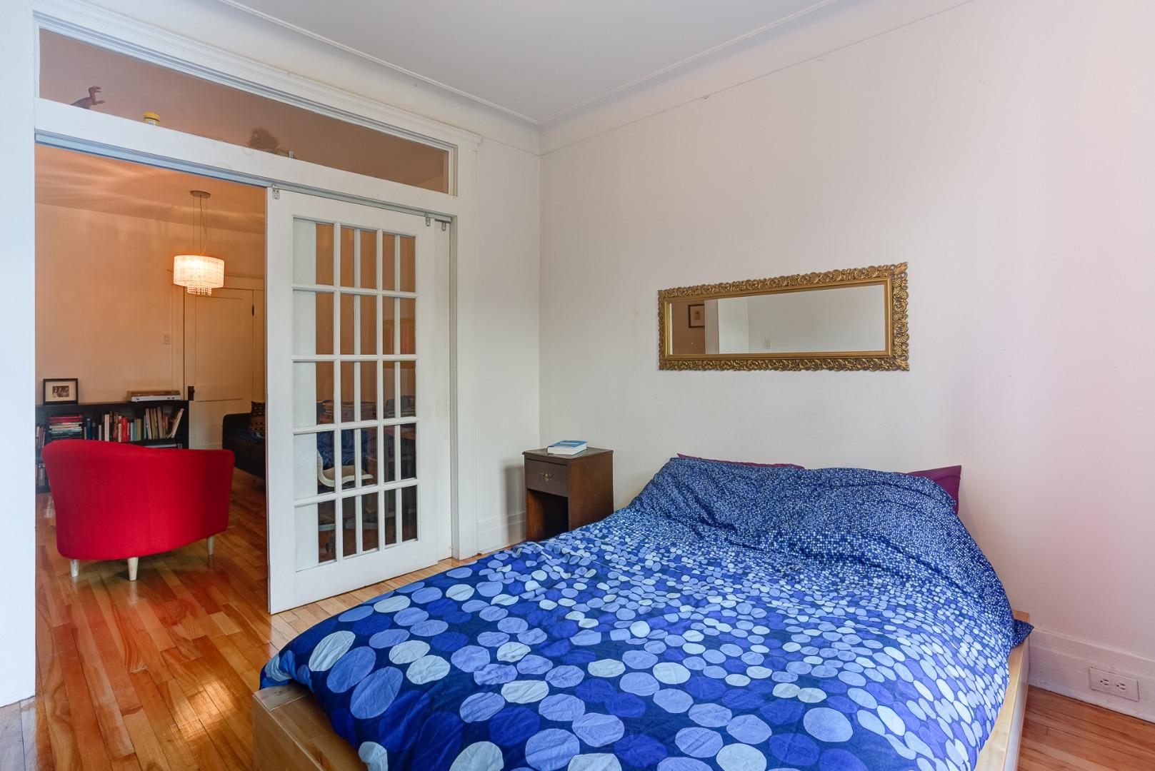 Condo à vendre Montréal Le Plateau Mont-Royal / Mile-end - Chambre à coucher