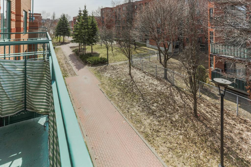 Passage piétonnier - Condo à vendre Montréal Villeray
