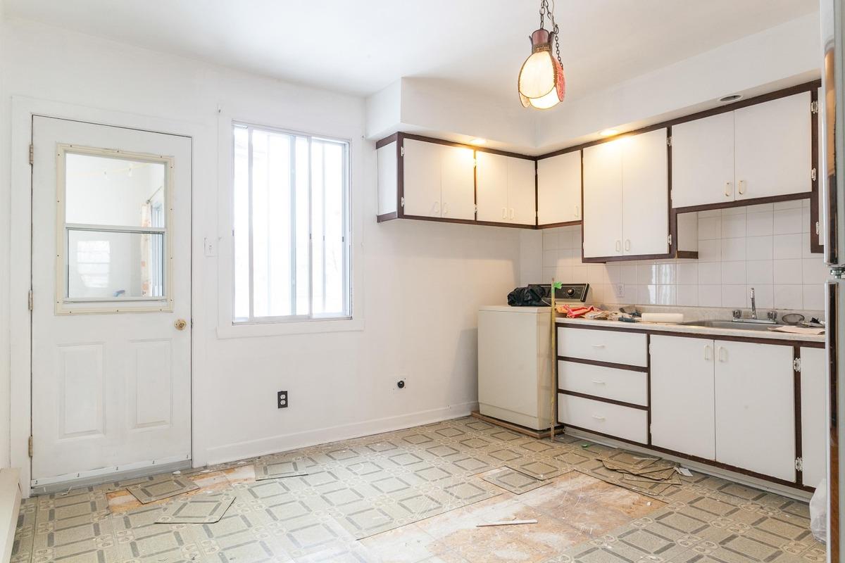 Cuisine - Duplex à vendre Montréal Rosemont / La Petite-Patrie