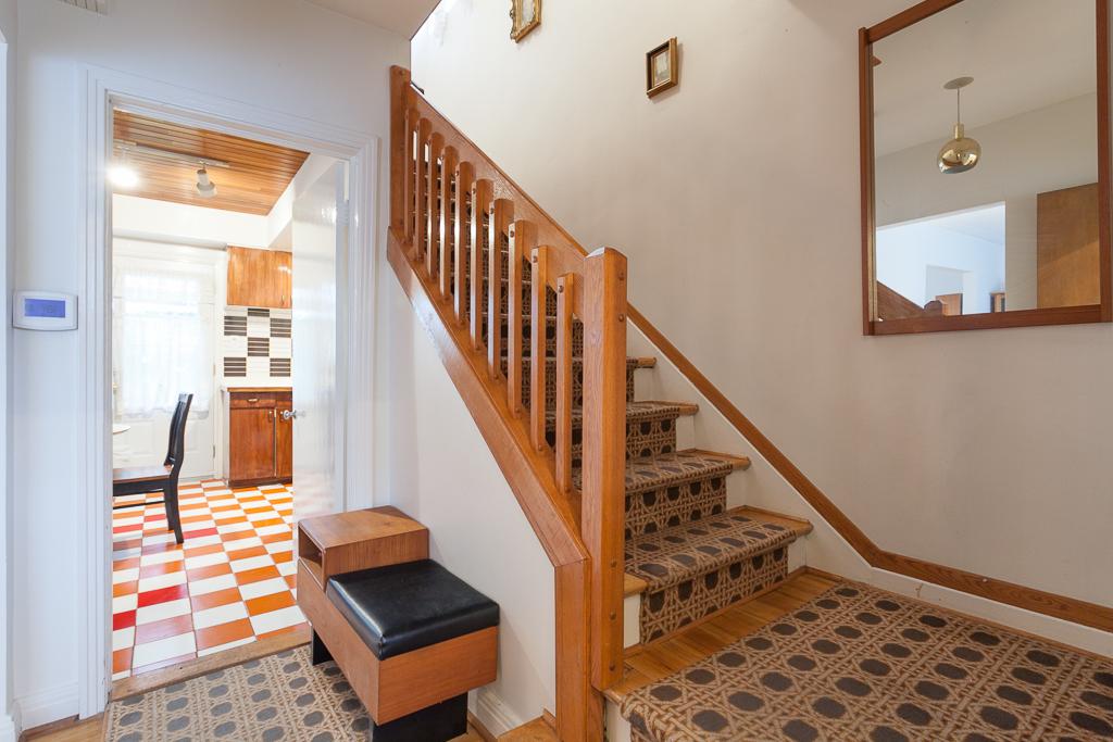 Hall d'entrée - Maison à vendre Ville Mont-Royal