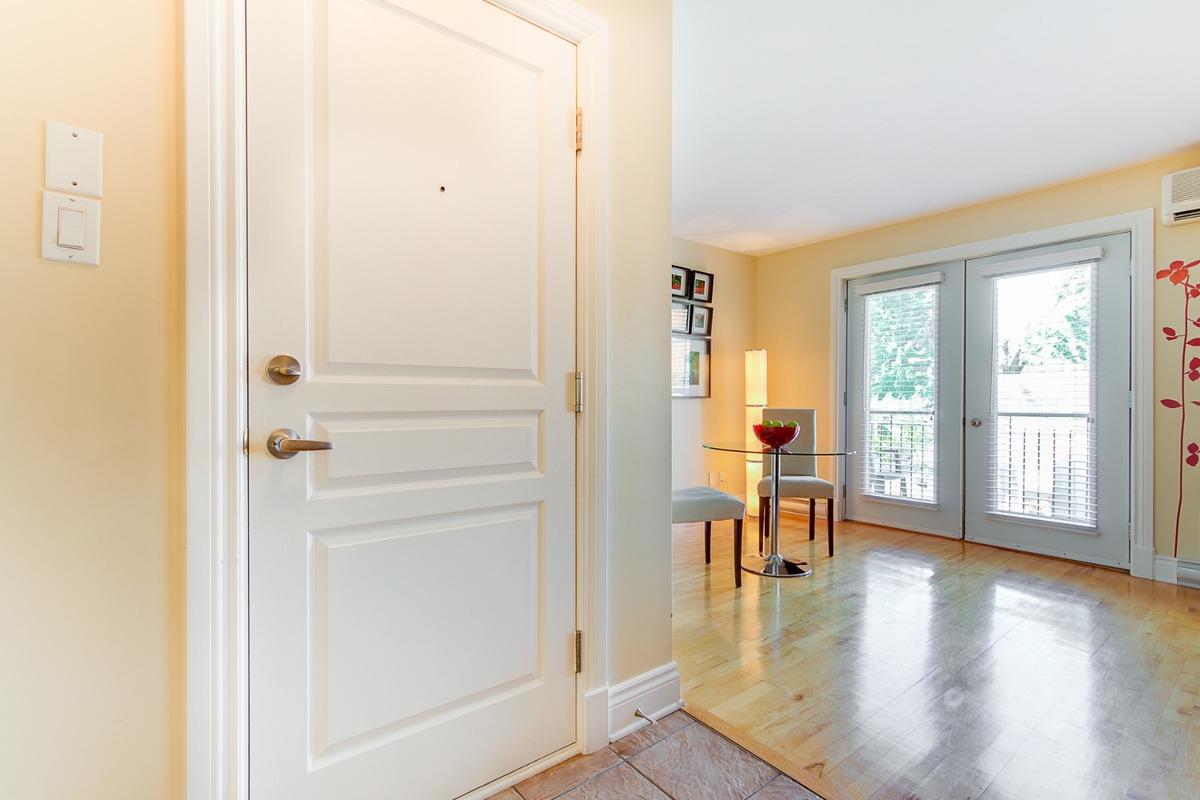 Condo à vendre Montréal Rosemont / La Petite-Patrie - Hall d'entrée