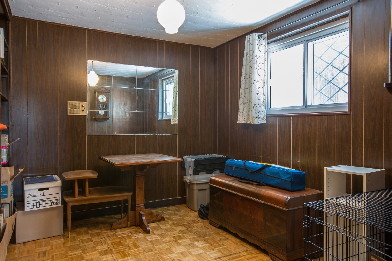 Duplex à vendre Montréal Mercier Hochelaga-Maisonneuve - Chambre coucher
