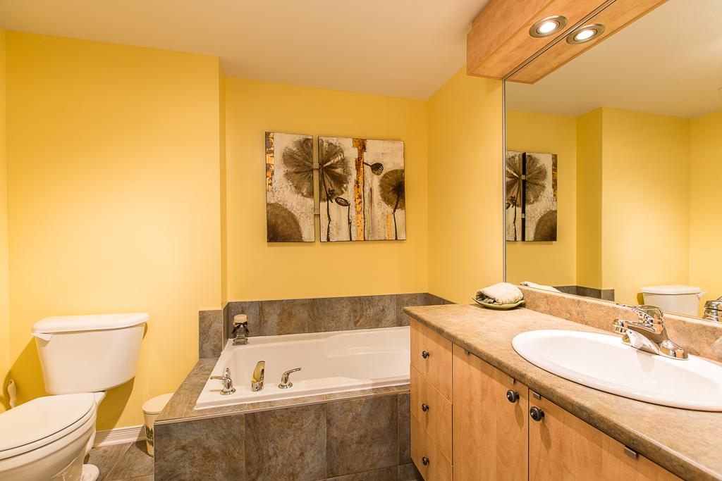 Salle de bain - Condo à vendre Montréal Mercier / Hochelaga-Maisonneuve
