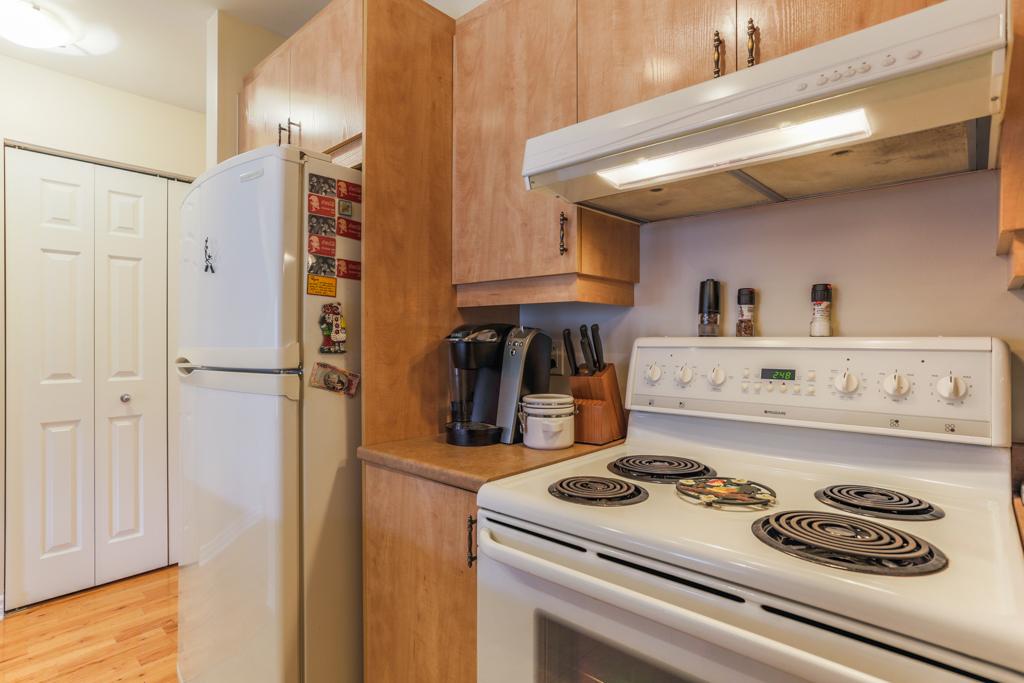 Cuisine - Condo à vendre Montréal Villeray