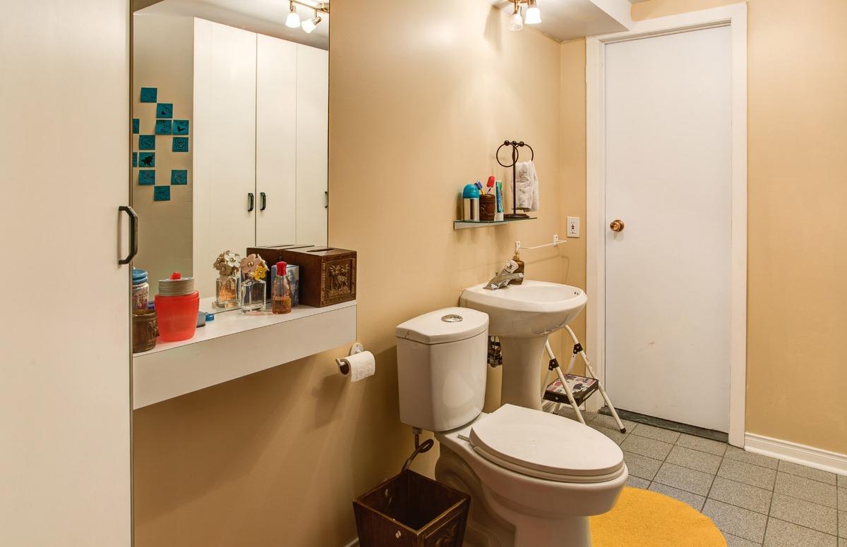 Maison à vendre Laval Vimont - Salle d'eau au sous-sol