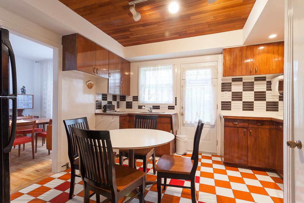 Cuisine - Maison à vendre Ville Mont-Royal