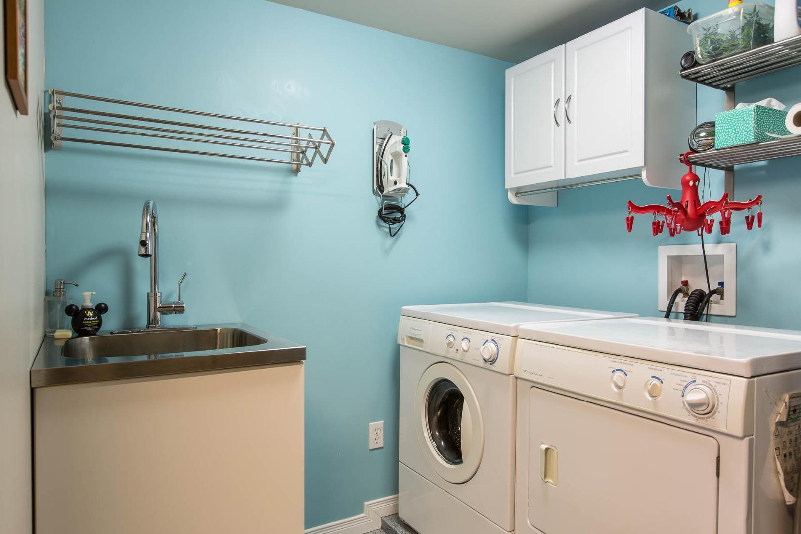 Triplex à vendre Montréal Rosemont / La Petite Patrie - Salle de lavage