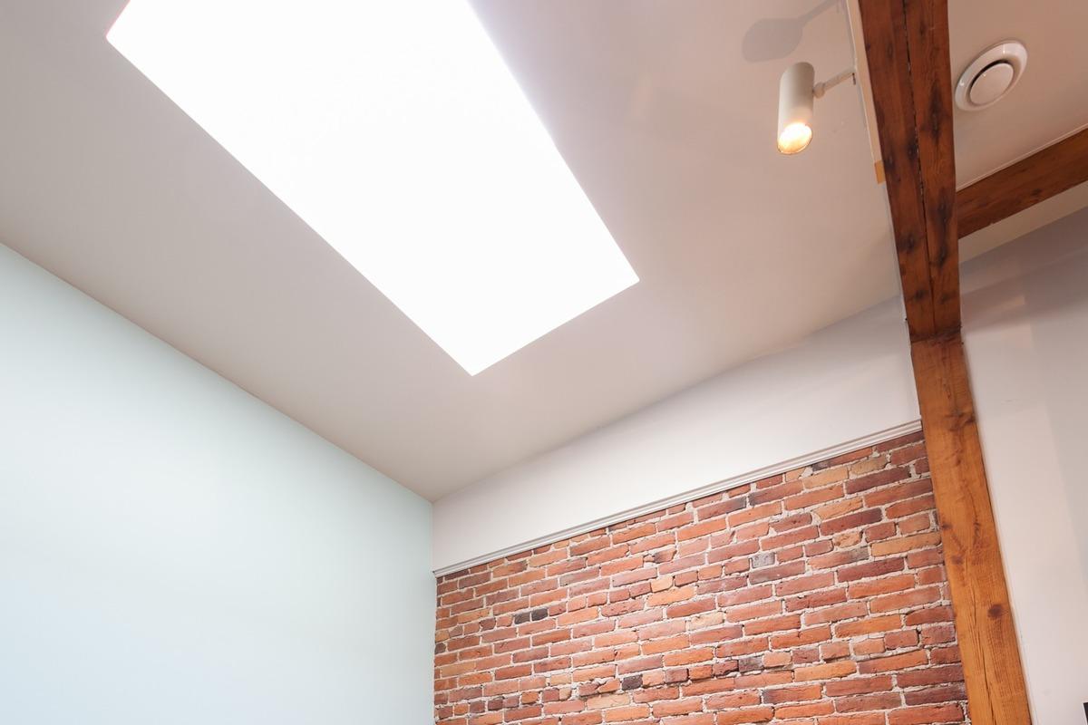 Puits de lumière - Condo à vendre Plateau Mont-Royal