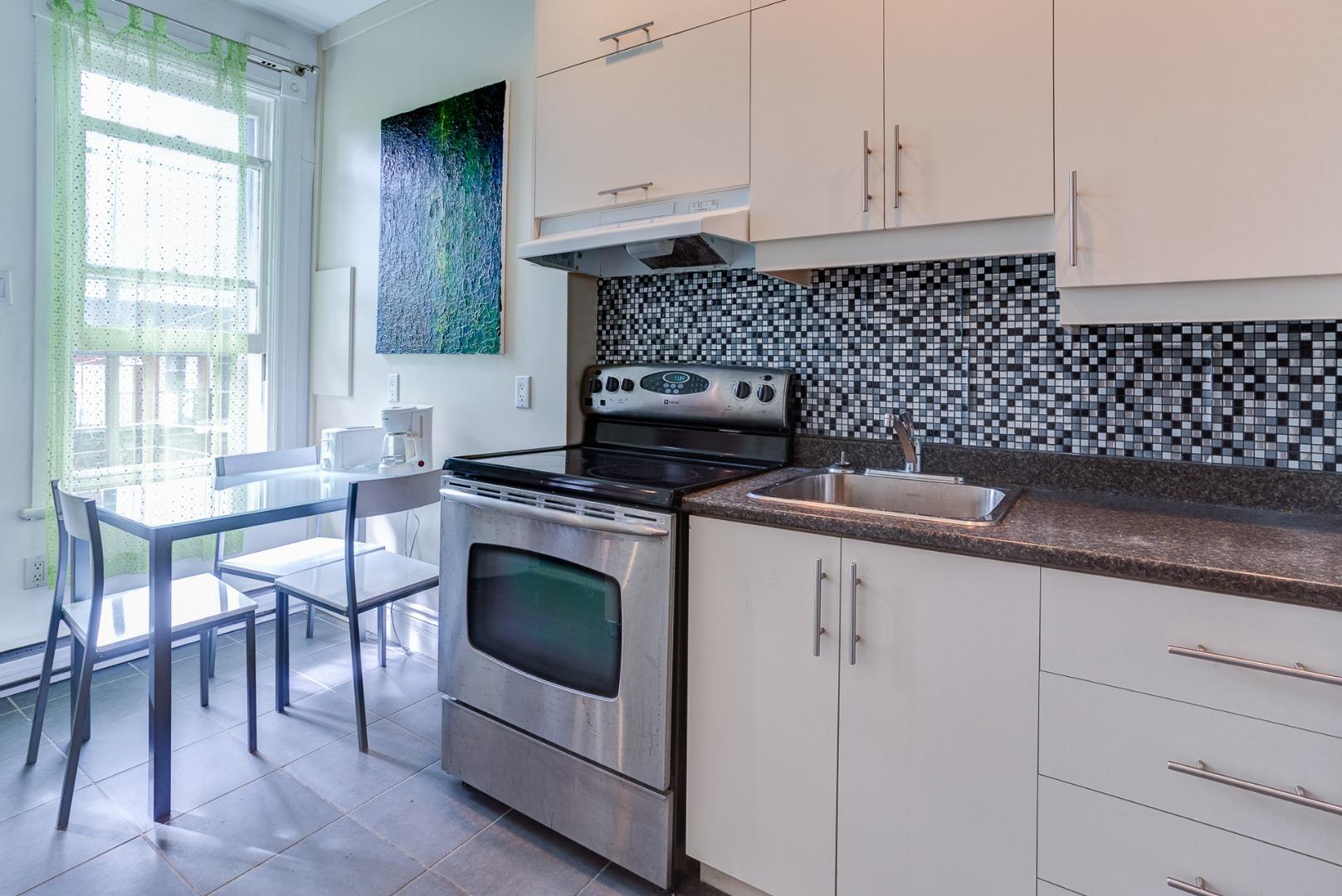 Condo à vendre Montréal Le Plateau Mont-Royal / Mile-end - Cuisine