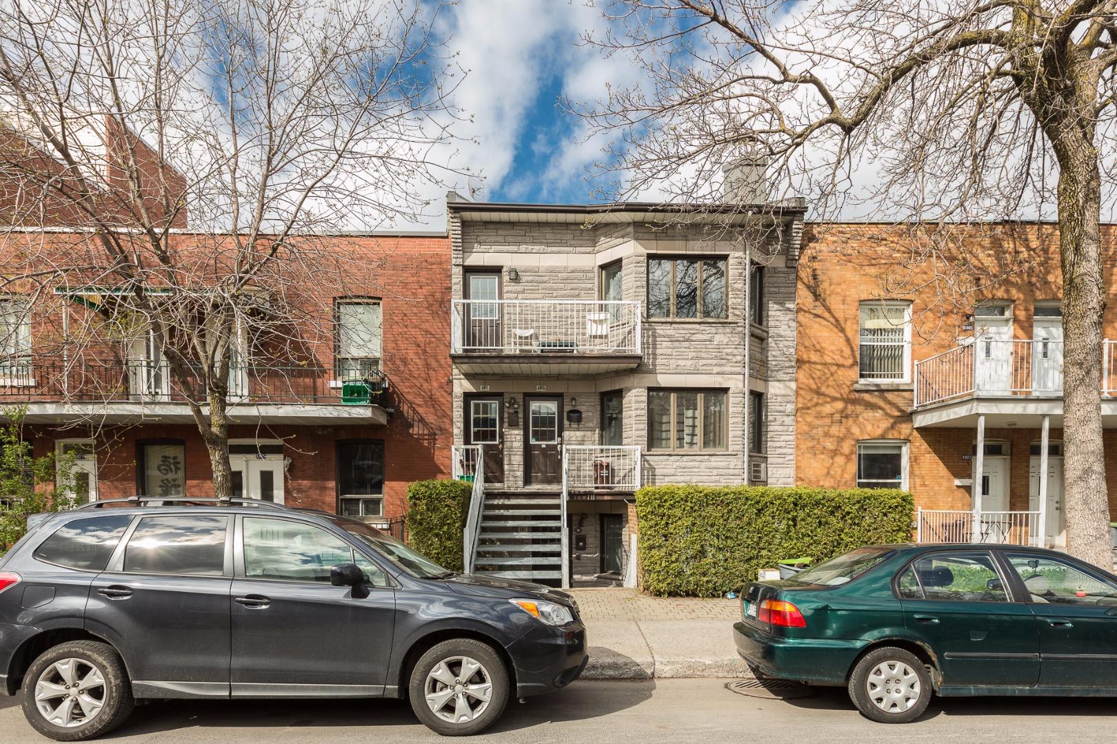 Condo à vendre Montréal - 6811, Av. de Châteaubriand