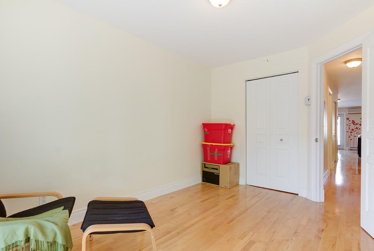 Condo à vendre Montréal Rosemont / La Petite Patrie - Chambre à coucher