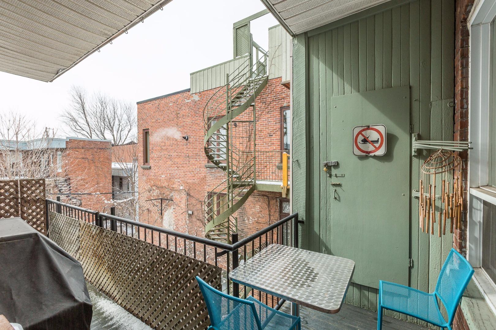 Copropriété à vendre Montréal - 4530, Av. de Lorimier