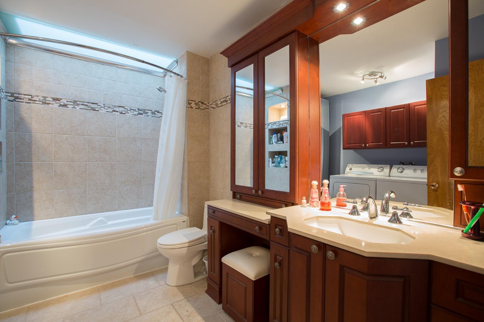 Duplex à vendre Montréal Mercier Hochelaga-Maisonneuve - Salle de bain