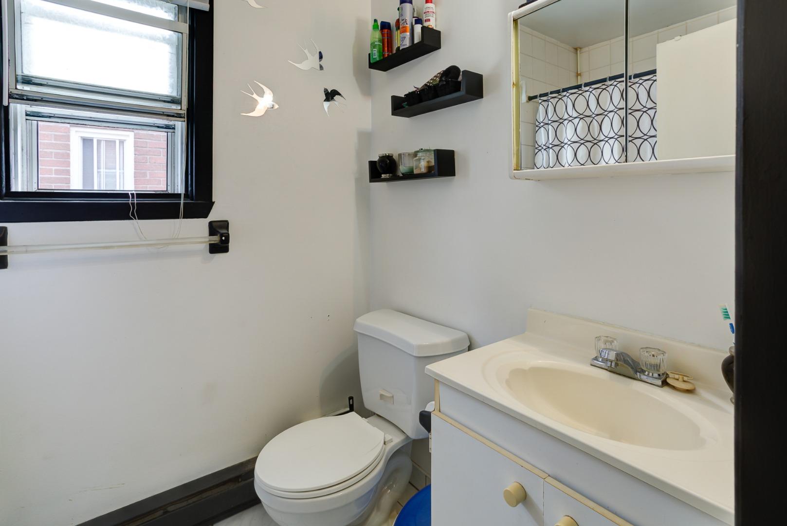 Duplex à vendre Montréal Verdun - Salle de bain