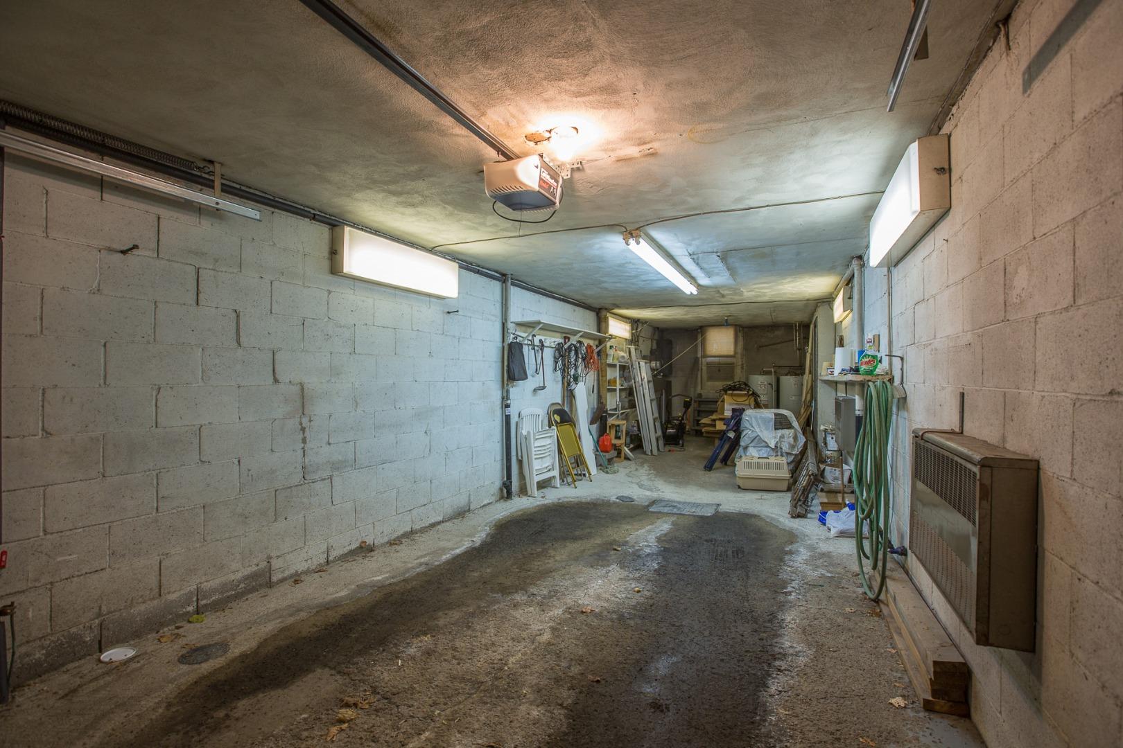 Duplex à vendre Montréal Mercier Hochelaga-Maisonneuve - Garage