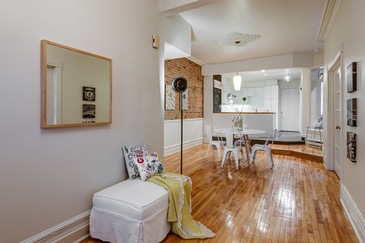 Condo à vendre Montréal Le Plateau Mont-Royal - Hall d'entrée