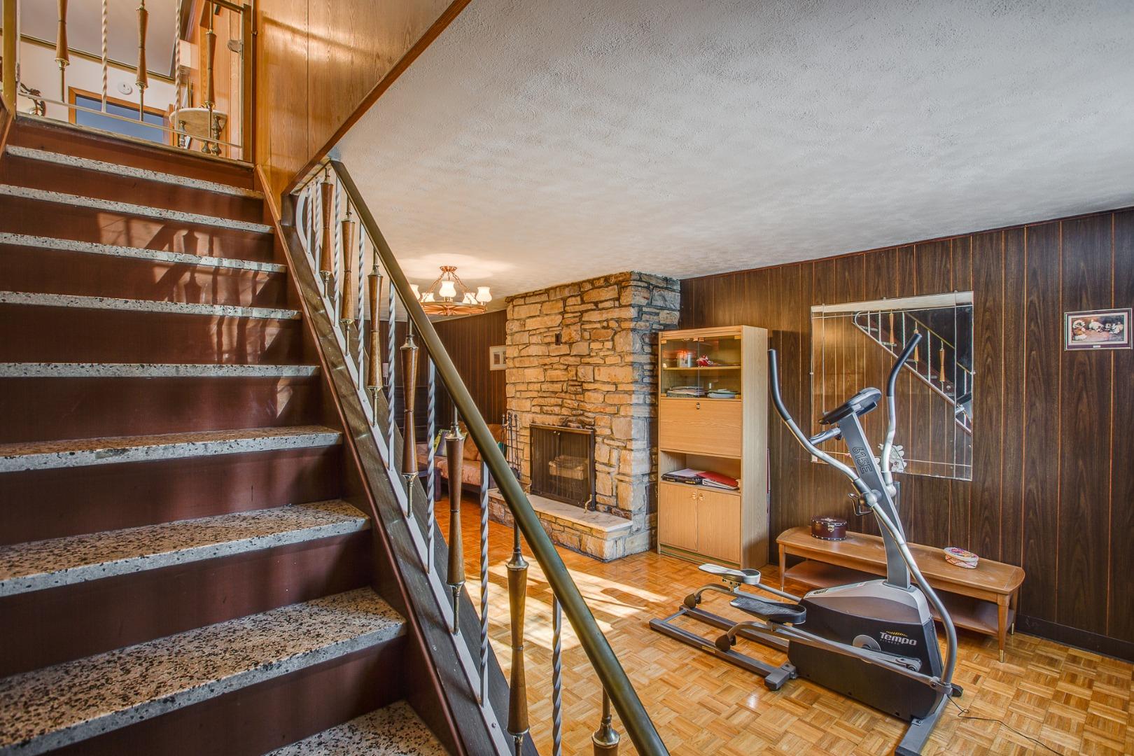 Duplex à vendre Montréal Mercier Hochelaga-Maisonneuve - Sous-sol