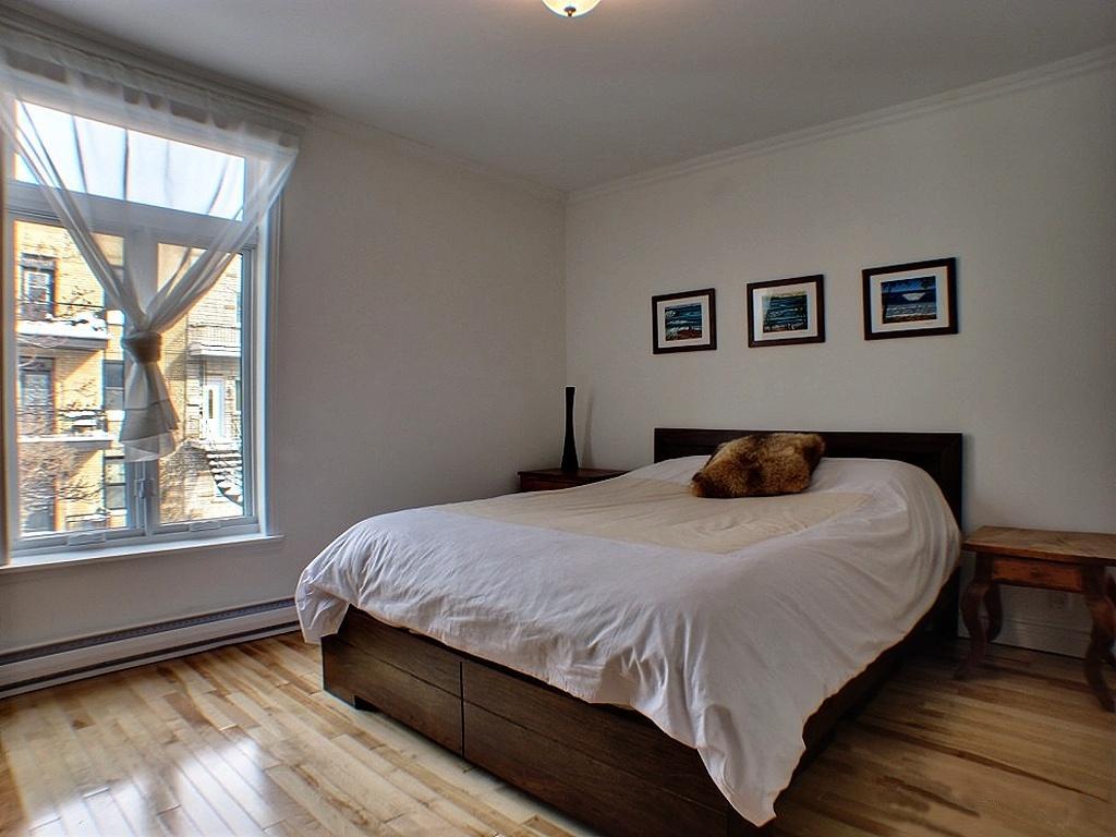 Maison à vendre Montréal Le Plateau Mont-Royal / Mile End - Chambre à coucher principale