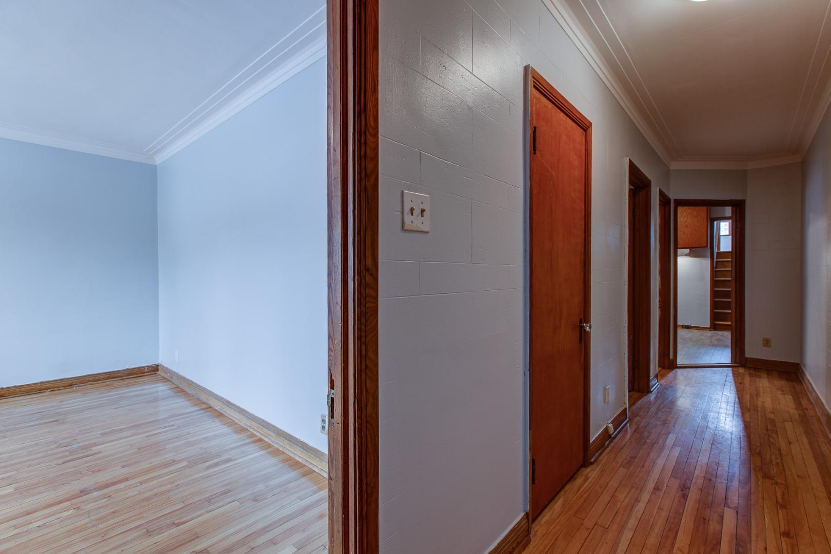 Duplex à vendre Montréal Mercier-Hochelaga-Maisonneuve - Corridor