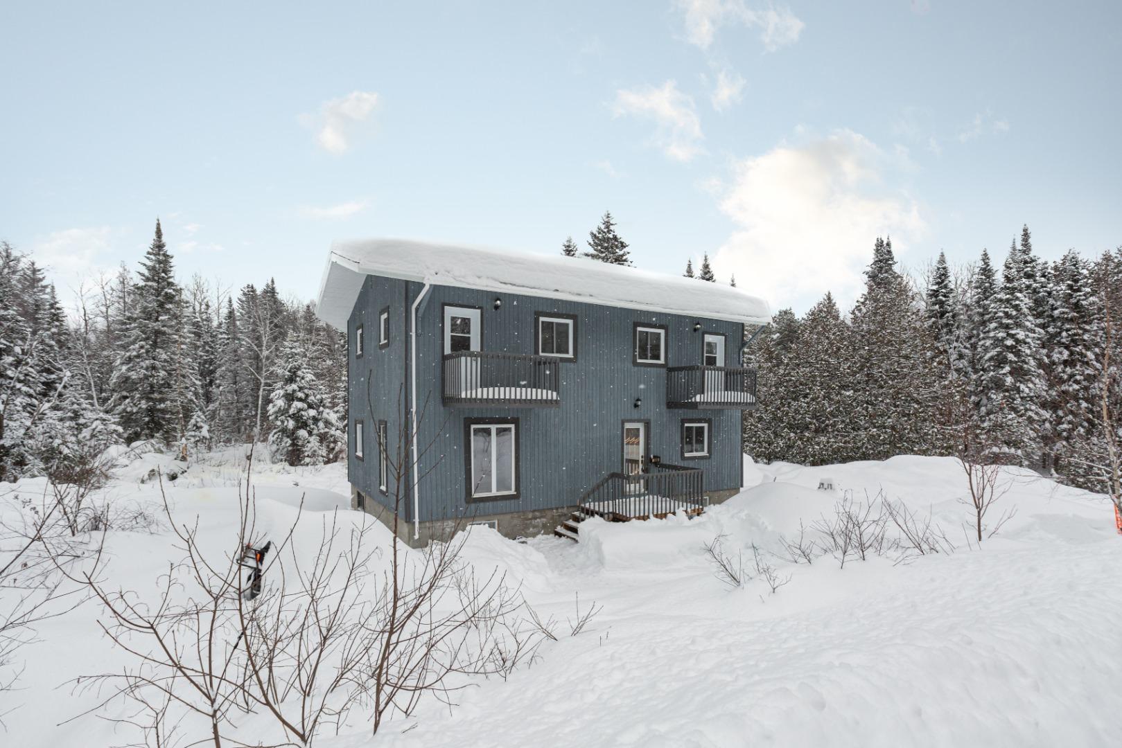 Maison à vendre Chertsey - 300 Ch. Bertrand-Tremblay