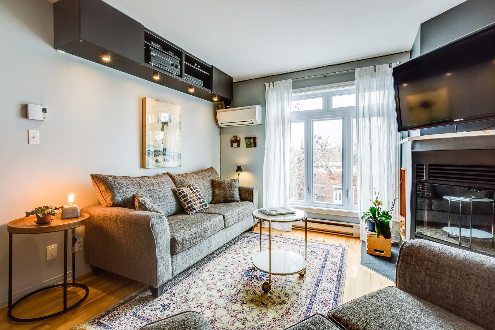 Condo à vendre Montréal -Condo à vendre Montréal - 5313 rue Garnier
