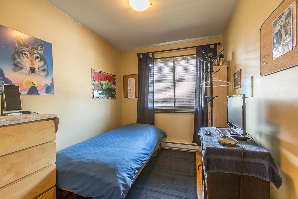 Maison à vendre Montréal Mercier / Hochelaga-Maisonneuve - Chambre à coucher